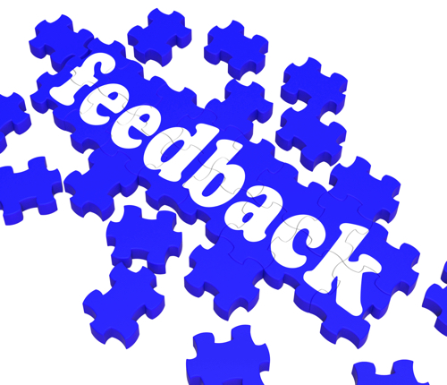 Market research examples - getting feedback is a part of market research