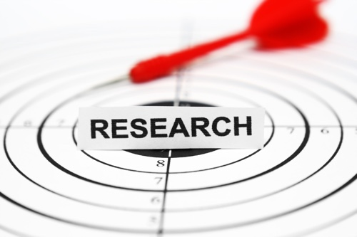 Marketing research types help aggregate all the customer and market information